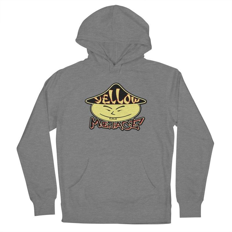 YellowMenace Logo 2017 Women's Pullover Hoody by YellowMenace Shop
