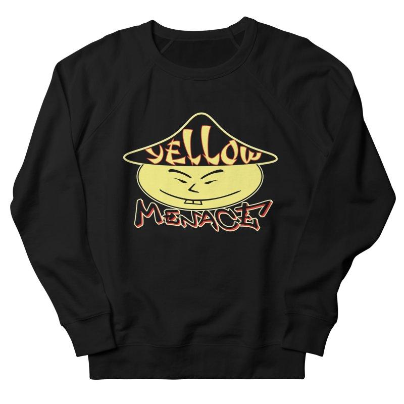 YellowMenace Logo 2017 Men's French Terry Sweatshirt by YellowMenace Shop
