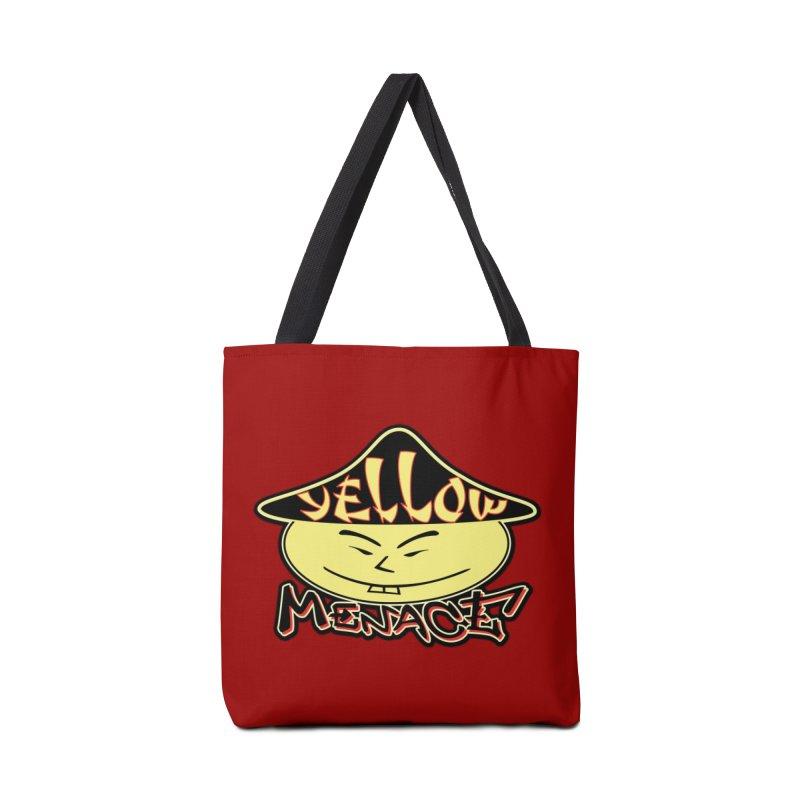 YellowMenace Logo 2017 Accessories Tote Bag Bag by YellowMenace Shop