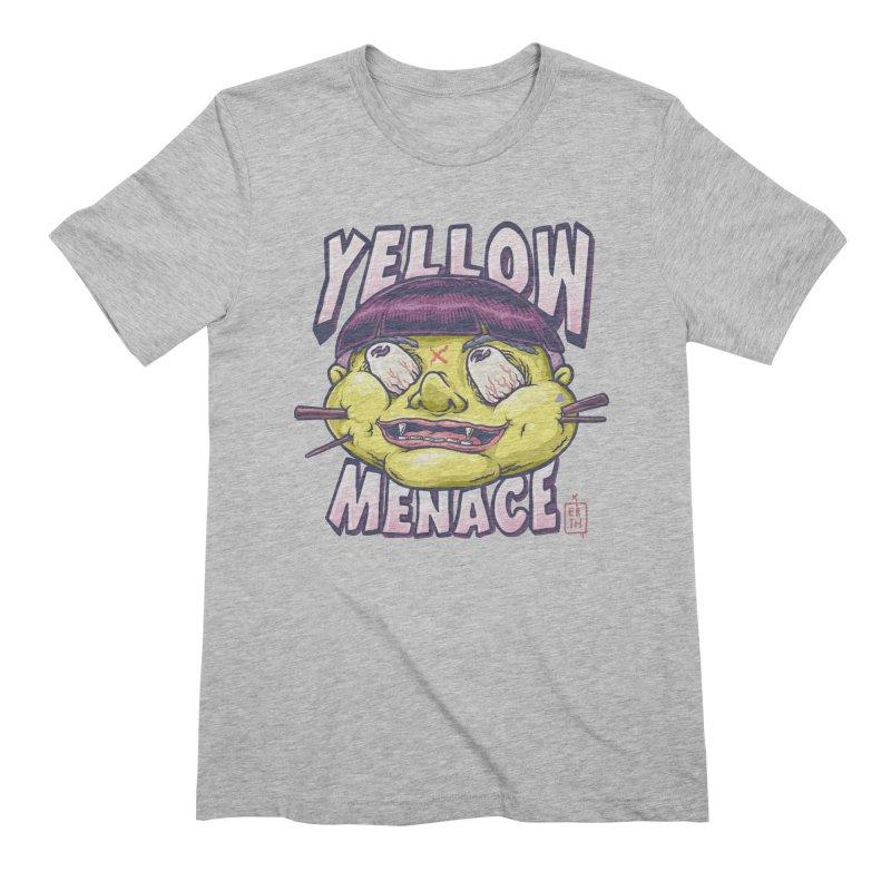 YellowMenace x ERTH Men's Extra Soft T-Shirt by YellowMenace Shop