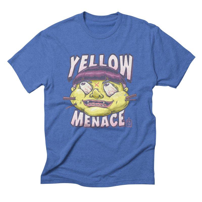 YellowMenace x ERTH Men's T-Shirt by YellowMenace Shop