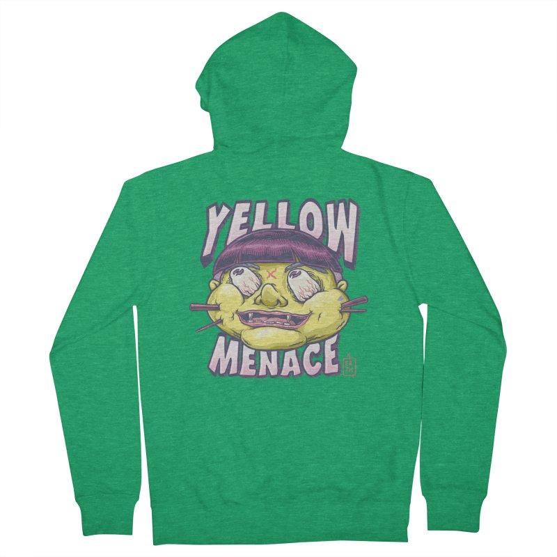 YellowMenace x ERTH Women's Zip-Up Hoody by YellowMenace Shop