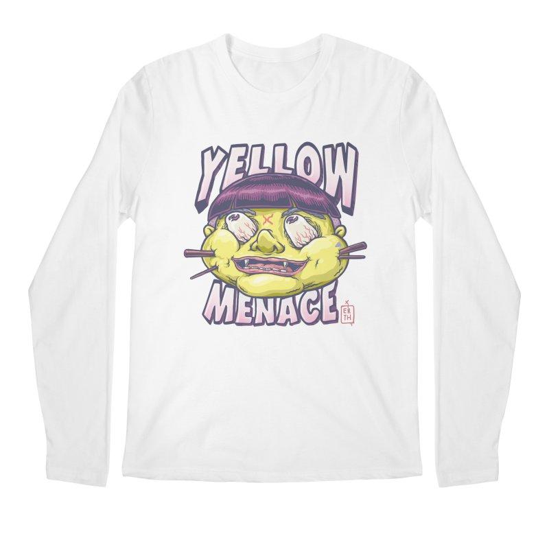 YellowMenace x ERTH Men's Regular Longsleeve T-Shirt by YellowMenace Shop