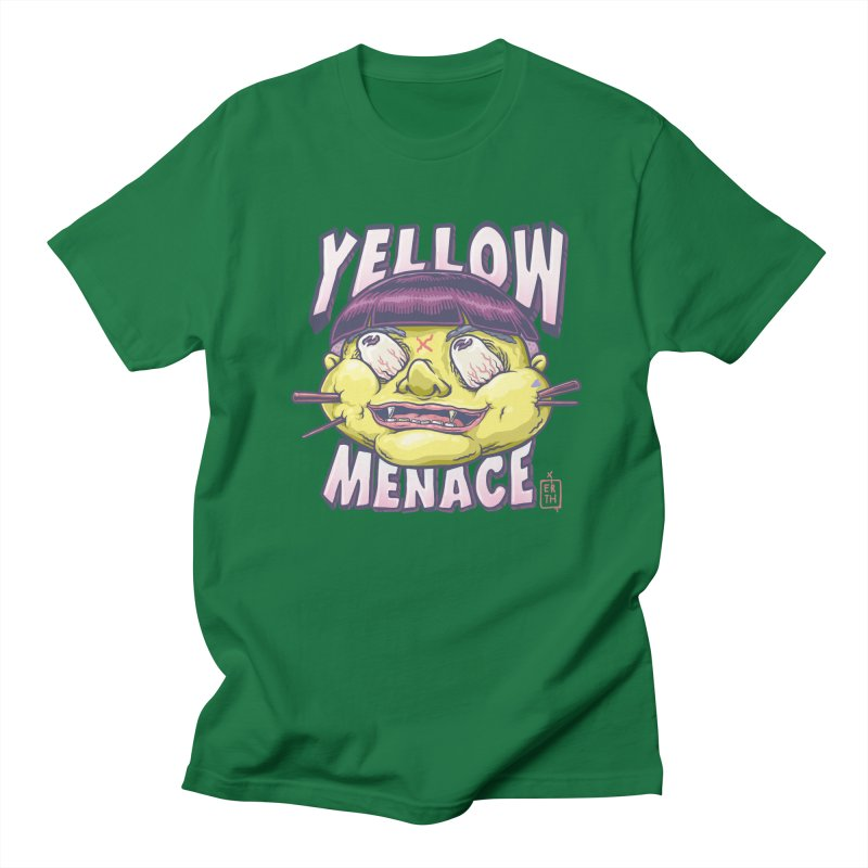 YellowMenace x ERTH Women's Regular Unisex T-Shirt by YellowMenace Shop