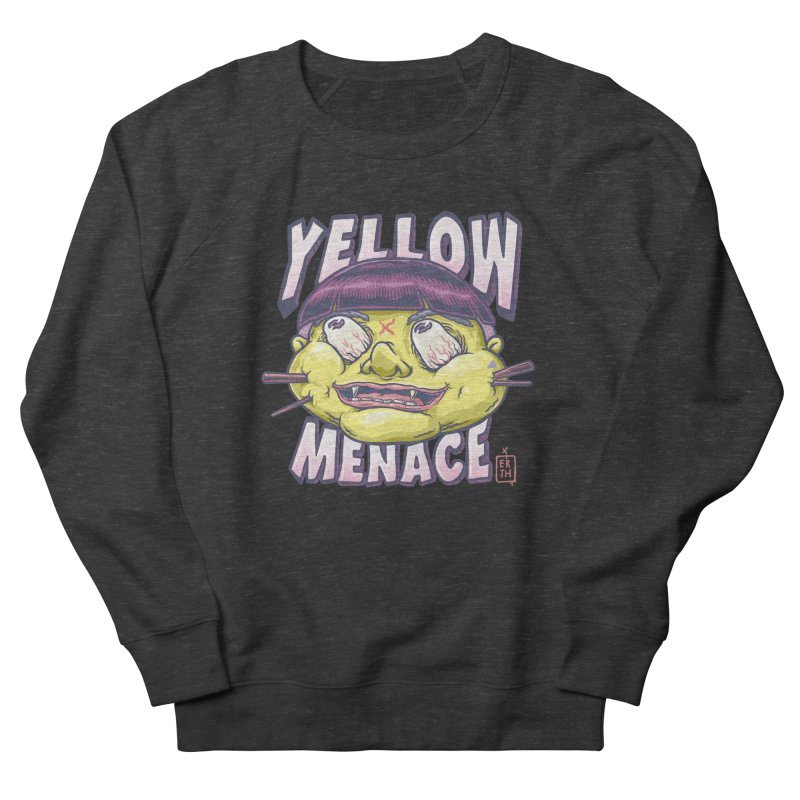 YellowMenace x ERTH Men's French Terry Sweatshirt by YellowMenace Shop