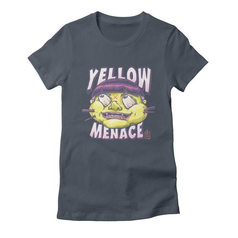 YellowMenace x ERTH Women's T-Shirt by YellowMenace Shop