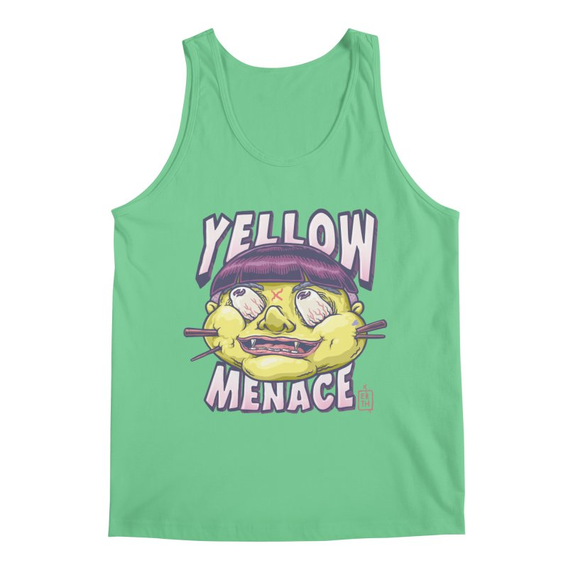 YellowMenace x ERTH Men's Tank by YellowMenace Shop
