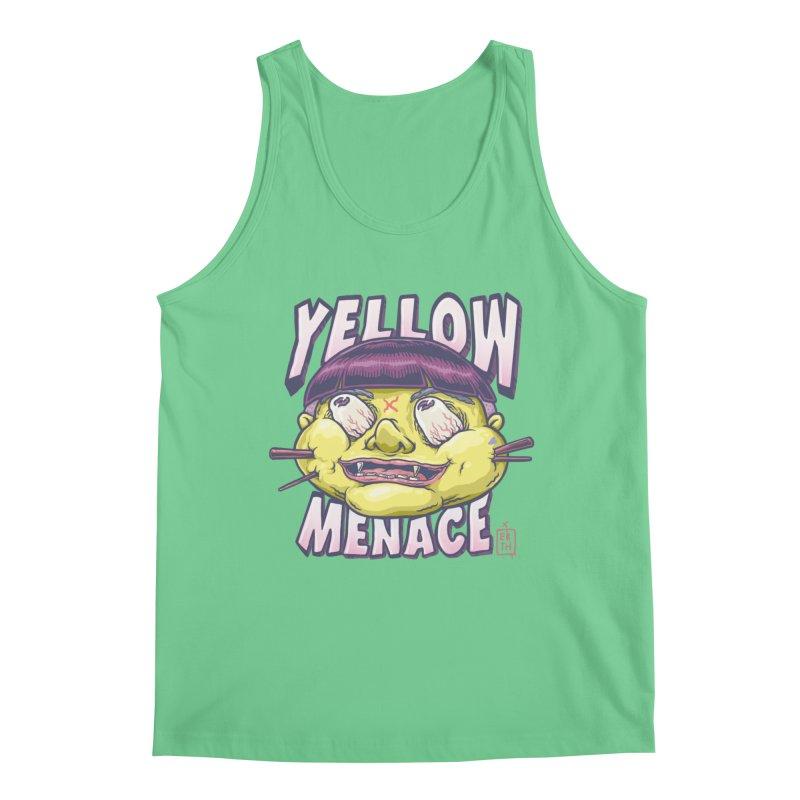 YellowMenace x ERTH Men's Tank by YellowMenace Shop