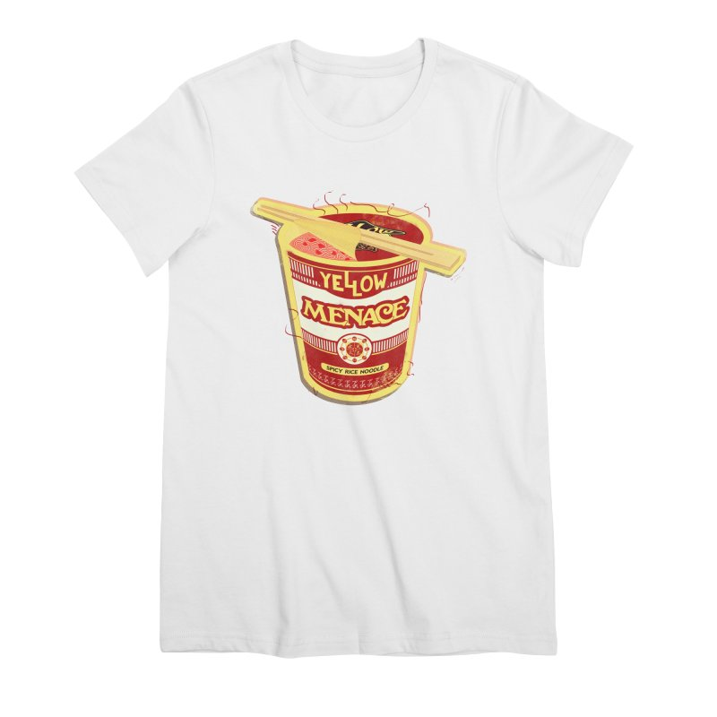 YM Cup Noodles: Campbells Women's T-Shirt by YellowMenace Shop