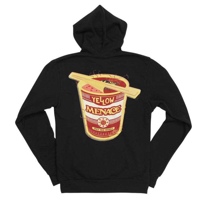 YM Cup Noodles: Campbells Women's Sponge Fleece Zip-Up Hoody by YellowMenace Shop