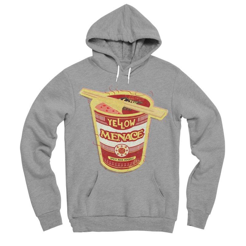 YM Cup Noodles: Campbells Men's Sponge Fleece Pullover Hoody by YellowMenace Shop