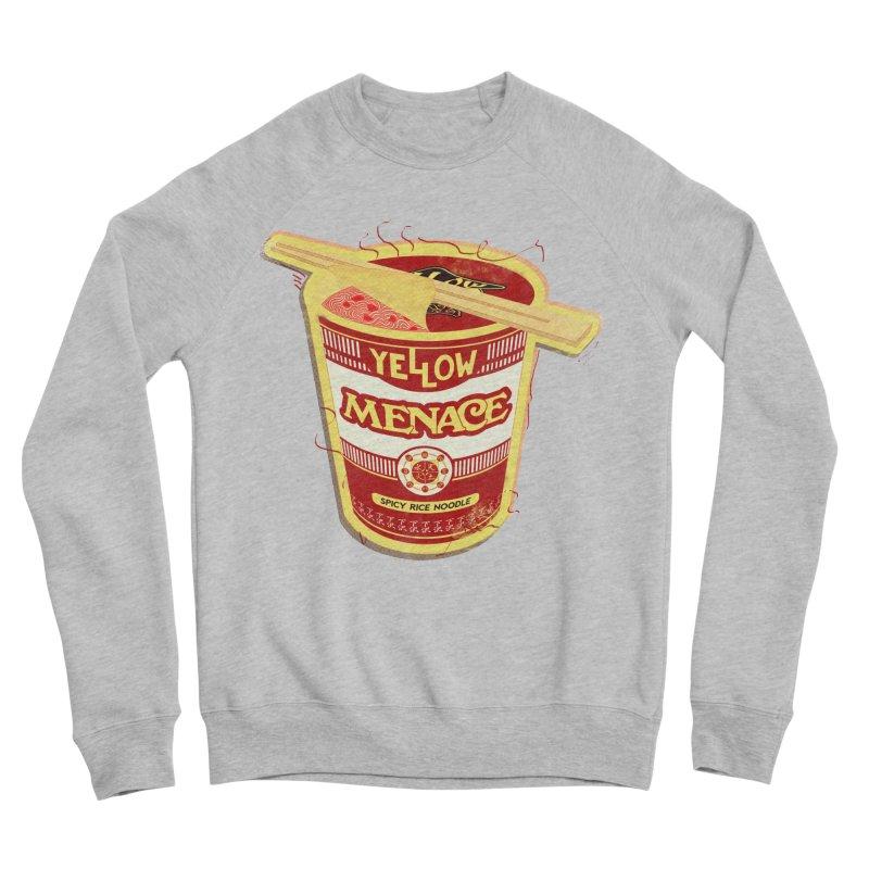 YM Cup Noodles: Campbells Women's Sponge Fleece Sweatshirt by YellowMenace Shop