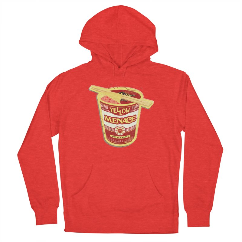 YM Cup Noodles: Campbells Men's Pullover Hoody by YellowMenace Shop