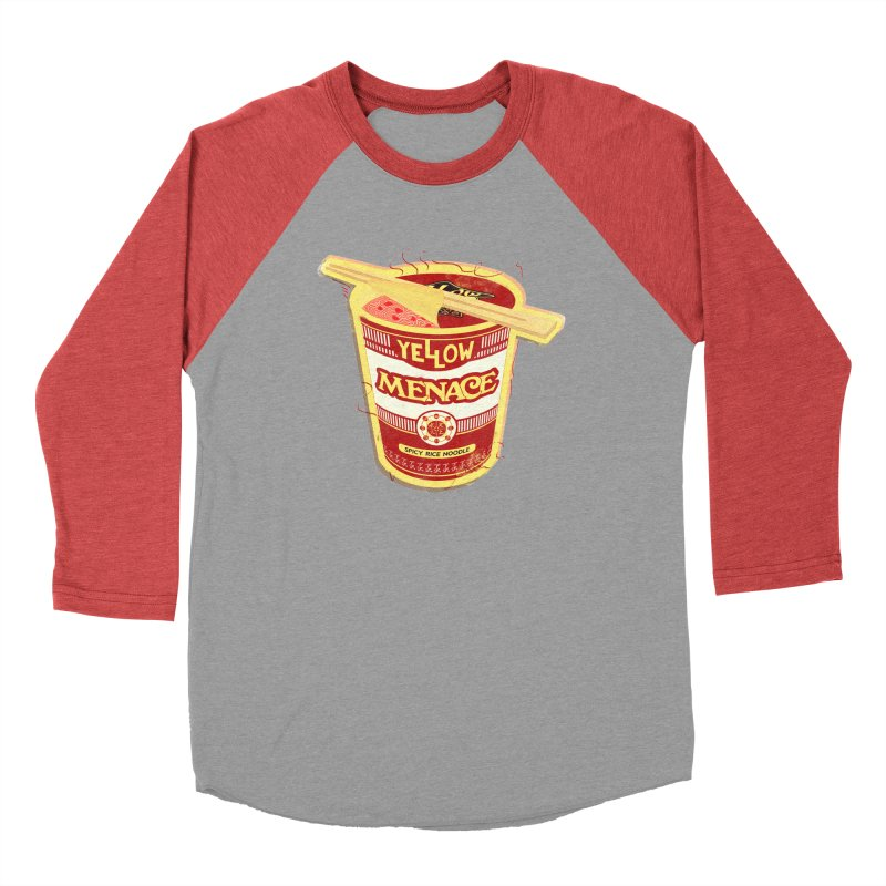YM Cup Noodles: Campbells Men's Longsleeve T-Shirt by YellowMenace Shop