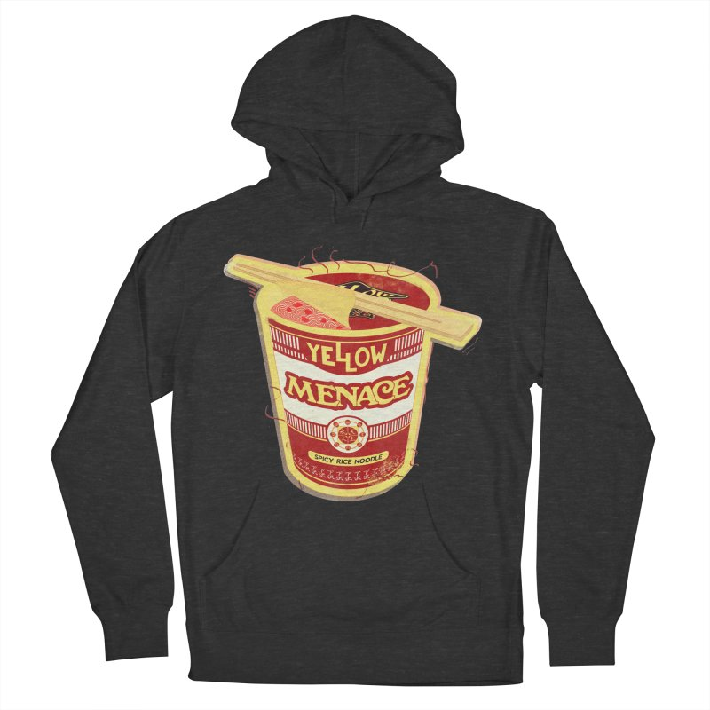 YM Cup Noodles: Campbells Women's French Terry Pullover Hoody by YellowMenace Shop