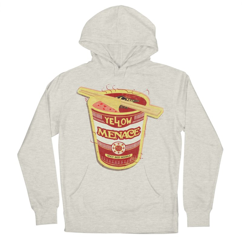 YM Cup Noodles: Campbells Men's French Terry Pullover Hoody by YellowMenace Shop