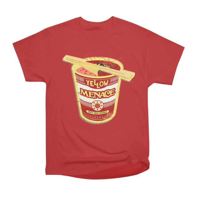 YM Cup Noodles: Campbells Men's Heavyweight T-Shirt by YellowMenace Shop