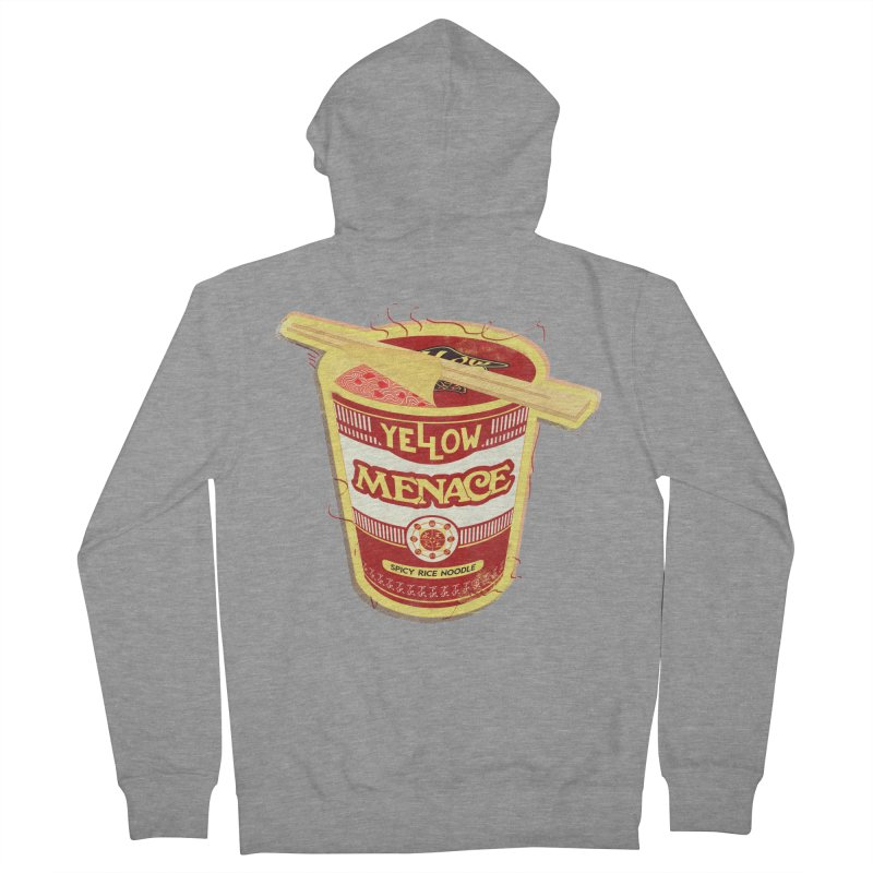 YM Cup Noodles: Campbells Women's French Terry Zip-Up Hoody by YellowMenace Shop