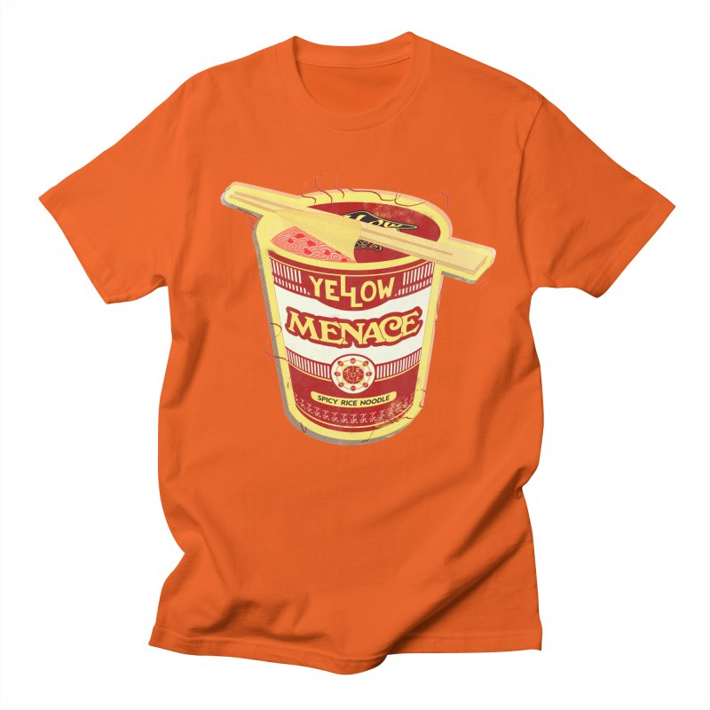 YM Cup Noodles: Campbells Women's Regular Unisex T-Shirt by YellowMenace Shop