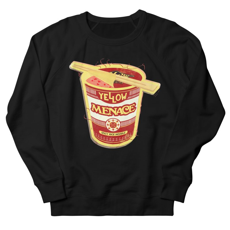 YM Cup Noodles: Campbells Women's French Terry Sweatshirt by YellowMenace Shop