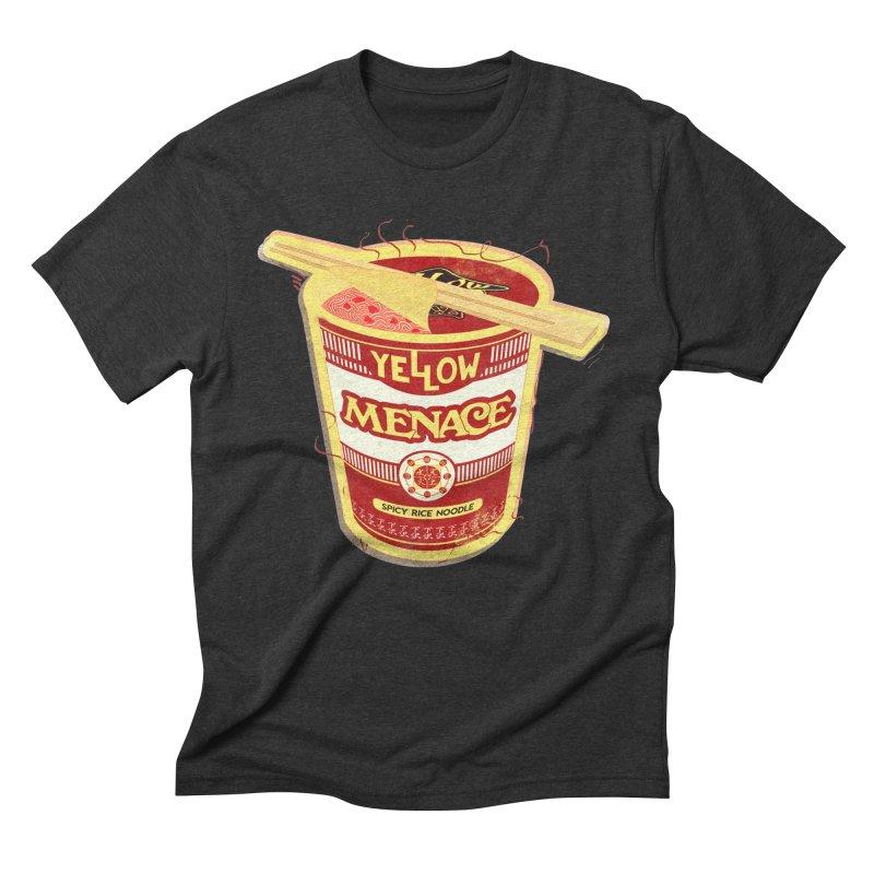 YM Cup Noodles: Campbells Men's Triblend T-Shirt by YellowMenace Shop