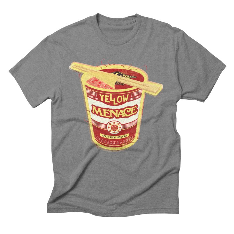 YM Cup Noodles: Campbells Men's T-Shirt by YellowMenace Shop