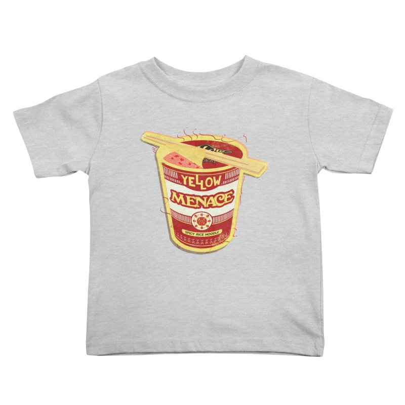 YM Cup Noodles: Campbells Kids Toddler T-Shirt by YellowMenace Shop