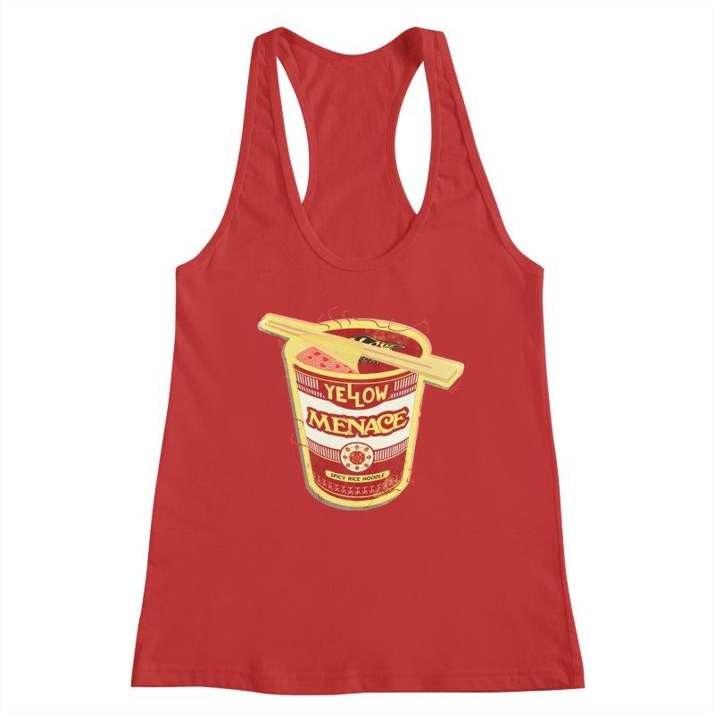 YM Cup Noodles: Campbells Women's Tank by YellowMenace Shop