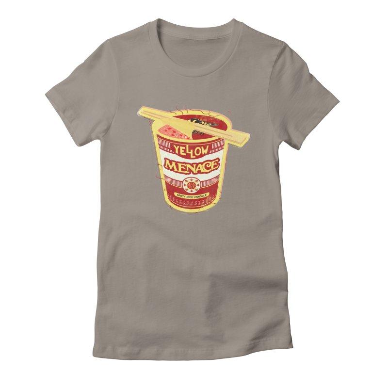 YM Cup Noodles: Campbells Women's T-Shirt by YellowMenace Shop