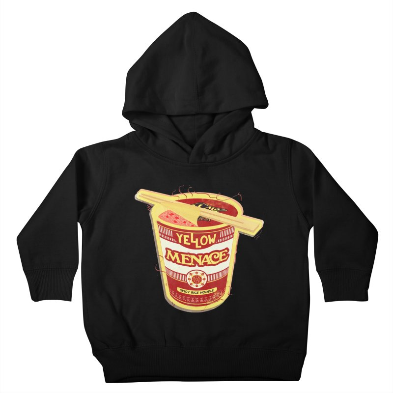 YM Cup Noodles: Campbells Kids Toddler Pullover Hoody by YellowMenace Shop