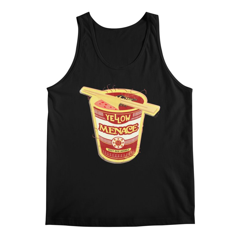 YM Cup Noodles: Campbells Men's Regular Tank by YellowMenace Shop