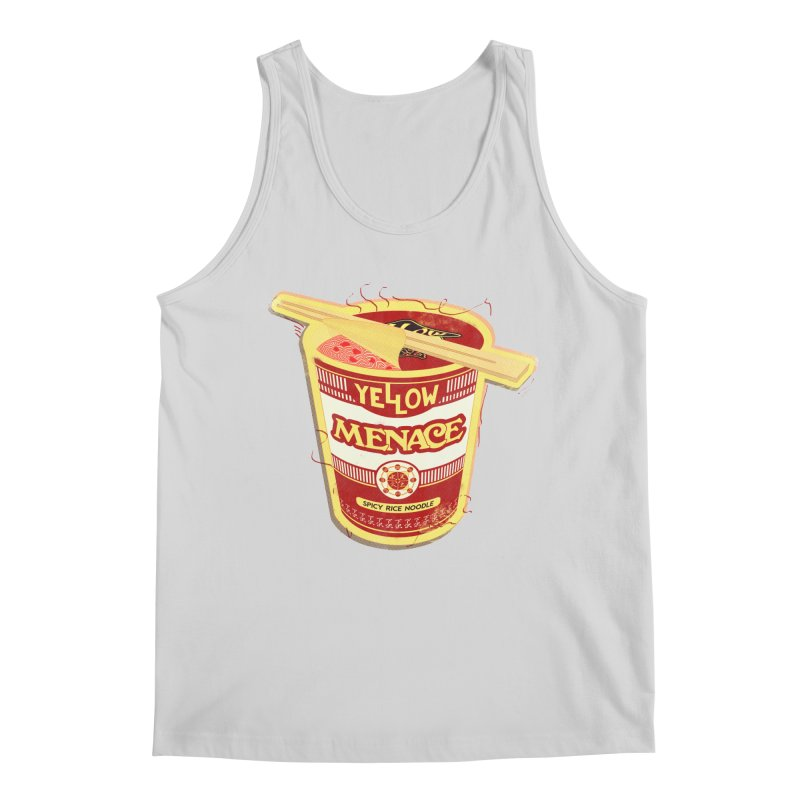 YM Cup Noodles: Campbells Men's Regular Tank by YellowMenace Shop