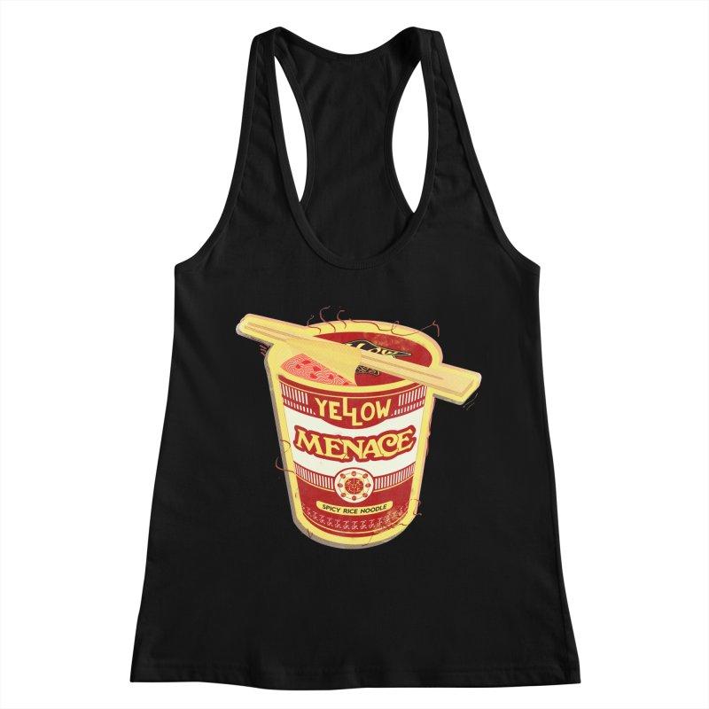 YM Cup Noodles: Campbells Women's Racerback Tank by YellowMenace Shop