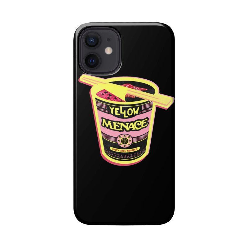 YM Cup Noodles: Cotton Candy Accessories Phone Case by YellowMenace Shop