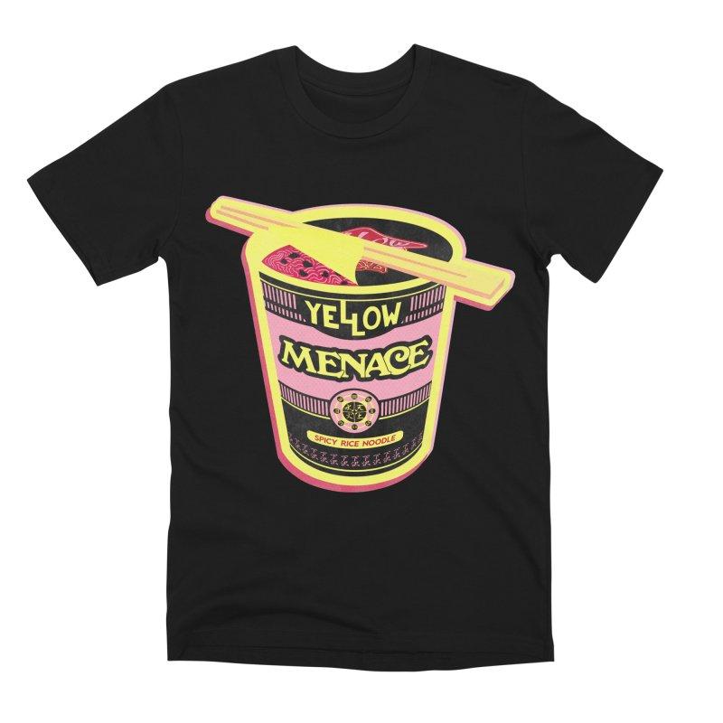YM Cup Noodles: Cotton Candy Men's Premium T-Shirt by YellowMenace Shop