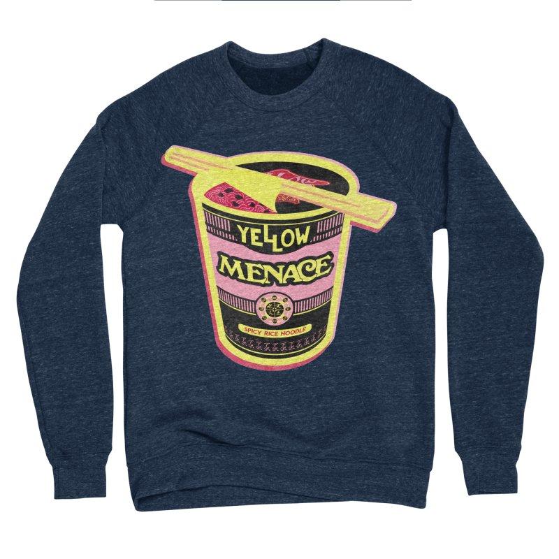 YM Cup Noodles: Cotton Candy Women's Sponge Fleece Sweatshirt by YellowMenace Shop