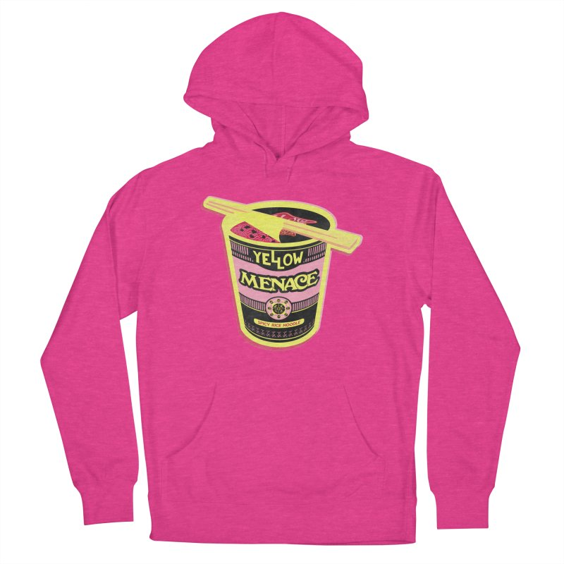 YM Cup Noodles: Cotton Candy Women's Pullover Hoody by YellowMenace Shop
