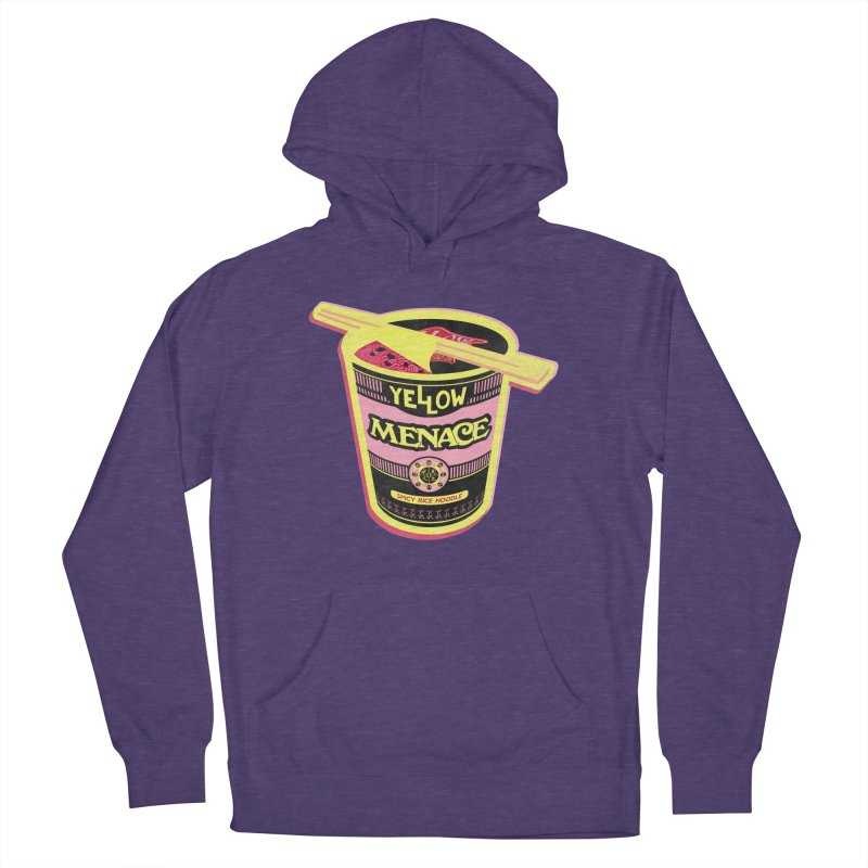 YM Cup Noodles: Cotton Candy Men's Pullover Hoody by YellowMenace Shop
