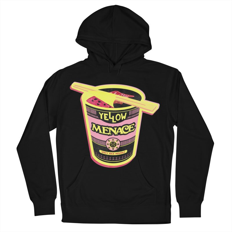 YM Cup Noodles: Cotton Candy Men's French Terry Pullover Hoody by YellowMenace Shop