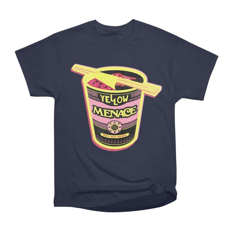 YM Cup Noodles: Cotton Candy Men's Heavyweight T-Shirt by YellowMenace Shop