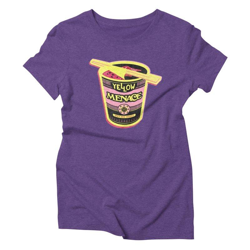 YM Cup Noodles: Cotton Candy Women's T-Shirt by YellowMenace Shop