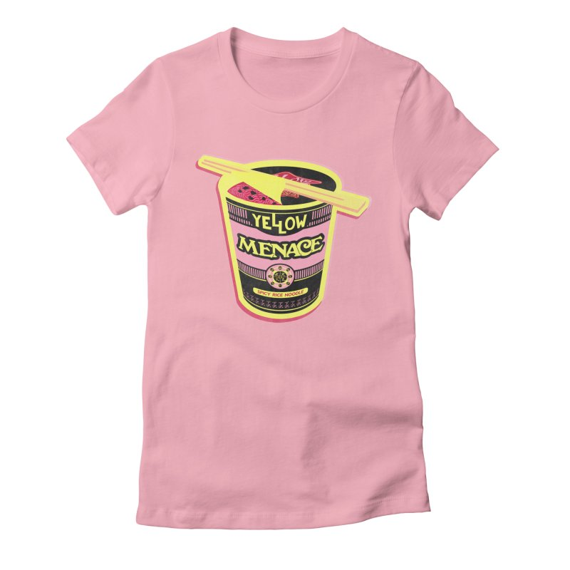 YM Cup Noodles: Cotton Candy Women's T-Shirt by YellowMenace Shop