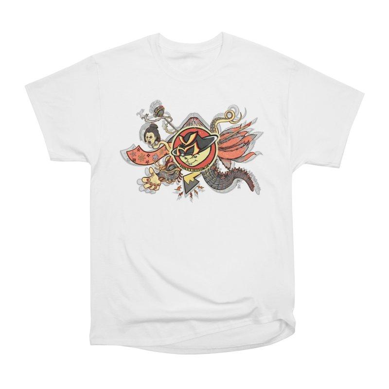 YM Japanese Tails Women's T-Shirt by YellowMenace Shop
