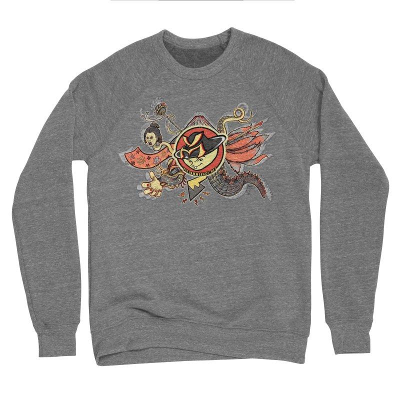 YM Japanese Tails Women's Sweatshirt by YellowMenace Shop