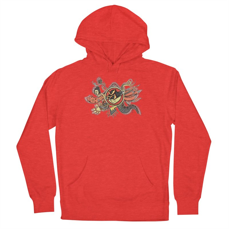 YM Japanese Tails Men's Pullover Hoody by YellowMenace Shop