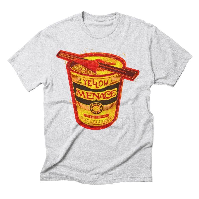 YM Noodles: Chinese Takeout Men's T-Shirt by YellowMenace Shop