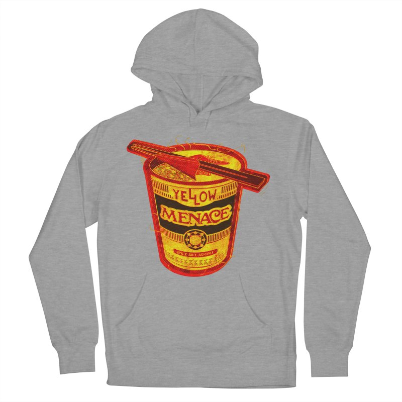 YM Noodles: Chinese Takeout Women's French Terry Pullover Hoody by YellowMenace Shop