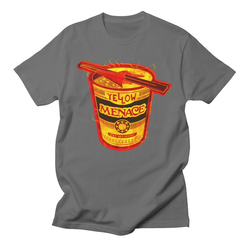 YM Noodles: Chinese Takeout Women's Regular Unisex T-Shirt by YellowMenace Shop