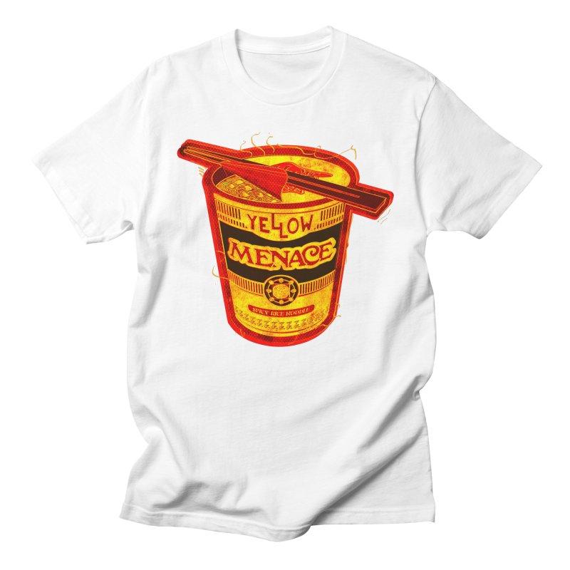 YM Noodles: Chinese Takeout Women's Regular Unisex T-Shirt by YellowMenace Shop