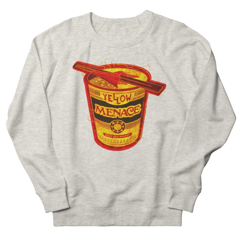 YM Noodles: Chinese Takeout Men's Sweatshirt by YellowMenace Shop